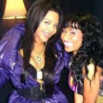 Lil&#039; Kim and Nicki Minaj