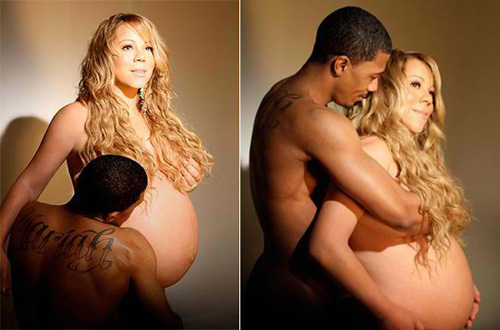 Mariah Carey had her twin babies!