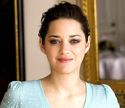 Catching Up With: Marion Cotillard
