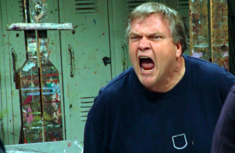 Meat Loaf vs. Gary Busey