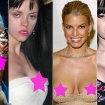 Celebrity Nipple Slips