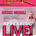 Celebrate Pink Friday with Nicki Minaj