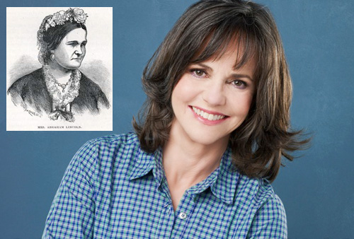 Sally Field to take on Mary Todd Lincoln!