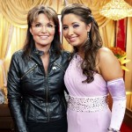 Sarah and Bristol Palin