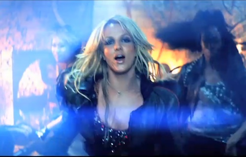 Britney Spears! Till The World Ends! The video!