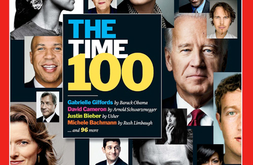 Time Magazine - The Time 100 List