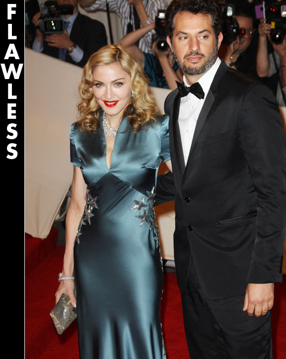 Madonna and Guy Oseary