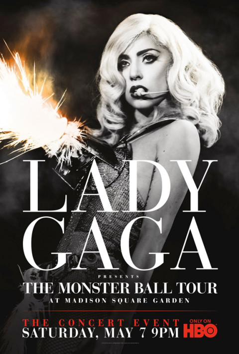 Lady Gaga presents The Monster Ball Tour