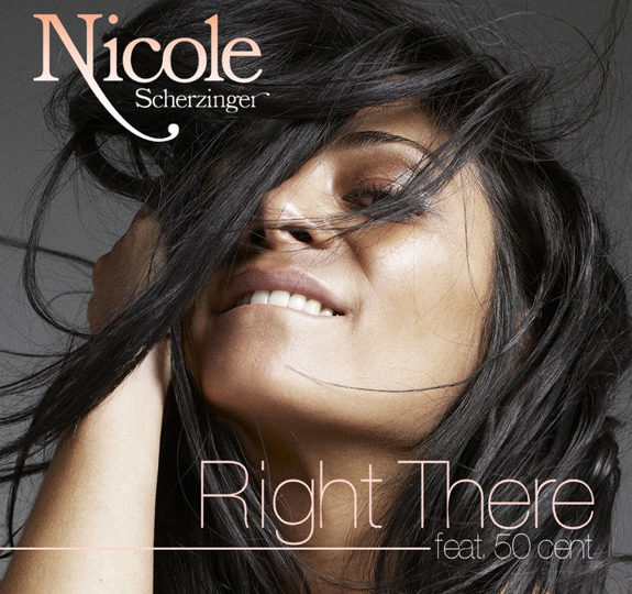 Nicole Scherzinger's 'Right There' music video!