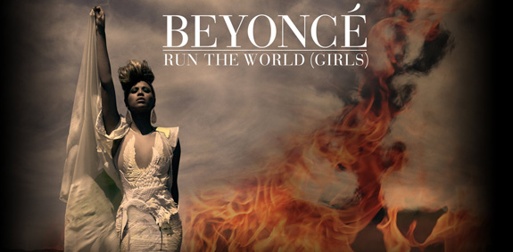Beyoncé – Run The World (Girls) – The video!