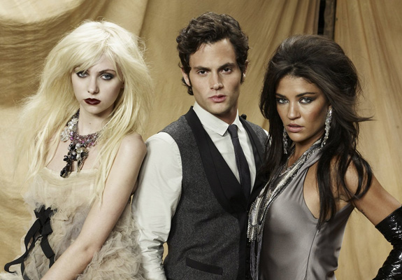 Taylor Momsen got fired from 'Gossip Girl'
