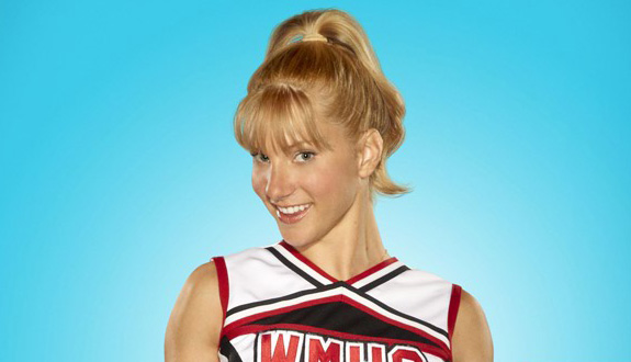 Glee's Brittany S. Pierce got her own talk show!