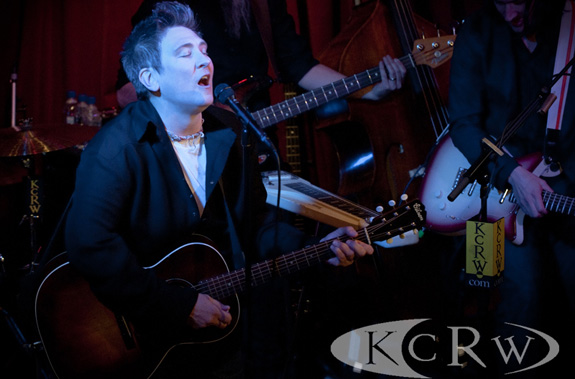 KCRW presents: An evening with k.d. lang!