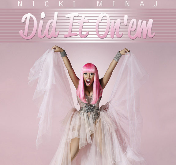 Video Fix: Nicki Minaj's 'Did It On 'Em'