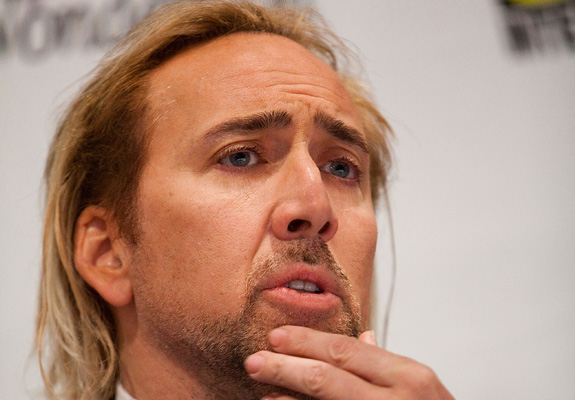 Nicolas Cage just dodged a bullet!