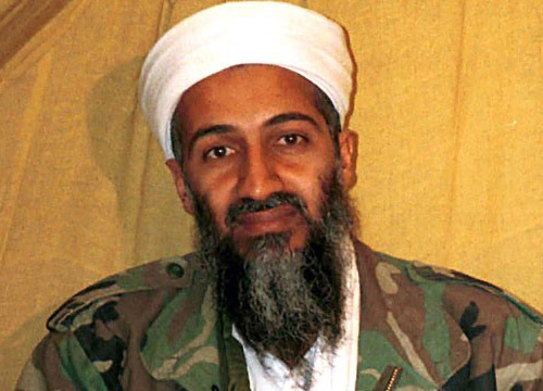 Everyone is happy that Osama is dead!