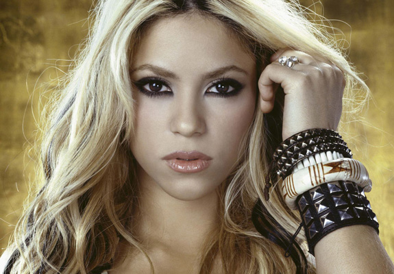 Shakira would love to do an album in Arabic!