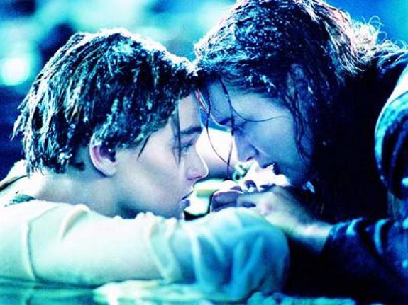 'Titanic' to be shown in 3D!