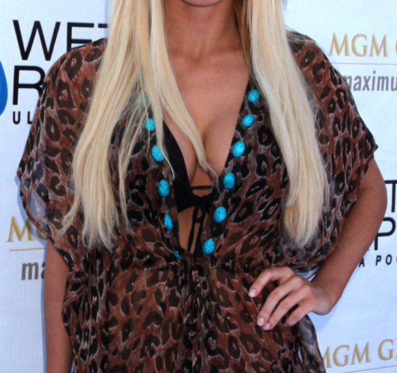 Crystal Harris is gonna be just fine!