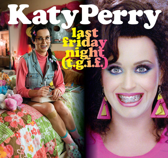 Katy Perry's 'Last Friday Night' music video!