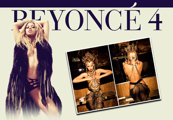 First Look: Beyoncé – YEAR OF 4