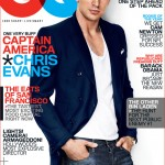 Chris Evans - GQ Magazine