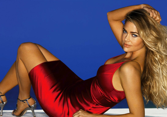 Well played, Denise Richards!
