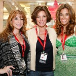 Jill Zarin, Countess LuAnn de Lesseps and Kelly Bensimon