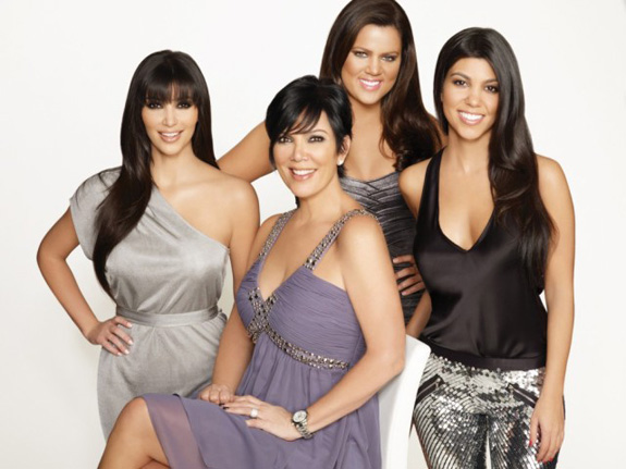 The Kardashians will swallow your soul!