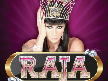 Presented w/o comment: Raja's 'Diamond Crowned Queen'
