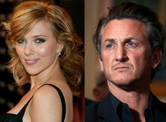 Scarlett Johansson and Sean Penn split!
