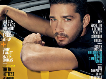 Shia LaBeouf and Megan Fox totally did it!
