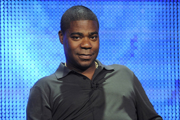 Hollywood reacts to Tracy Morgan!
