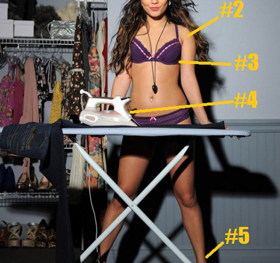 Five Things Wrong: Vanessa Hudgens' Candie's ad!