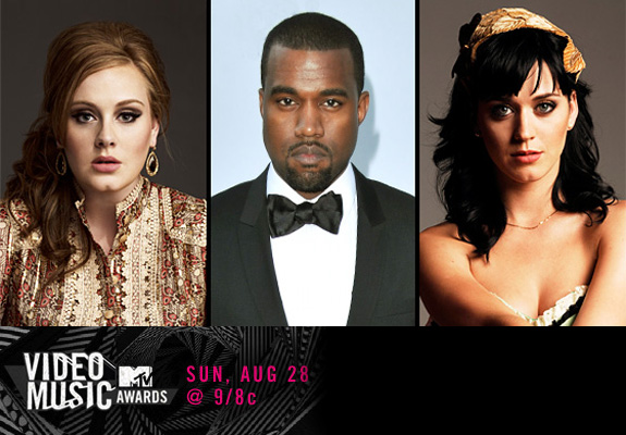 The 2011 MTV VMAs nominees are out!