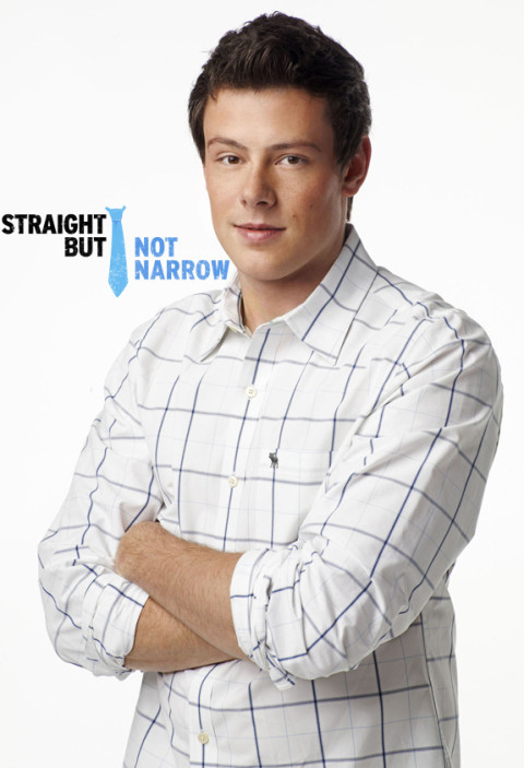 Cory Monteith - Straight But Not Narrow