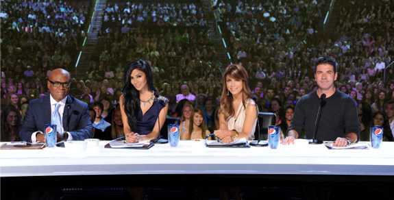 First Look: The X Factor!