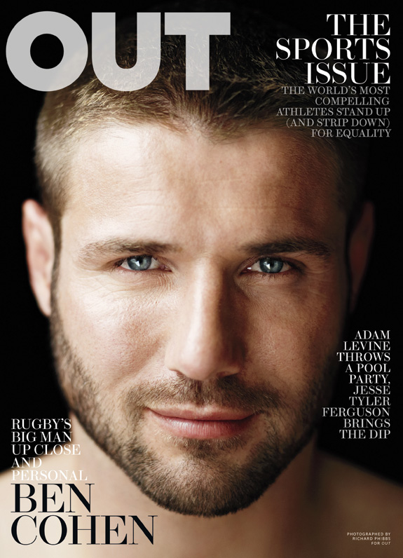 Ben Cohen - OUT Magazine