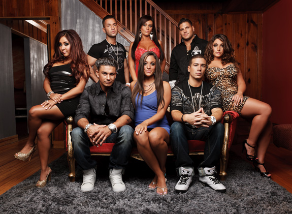 MTV lays down the law for the 'Jersey Shore' cast!