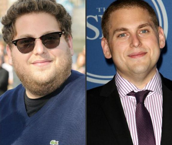 Is Jonah Hill too skinny?