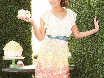 Lauren Conrad to open a cupcake shop?