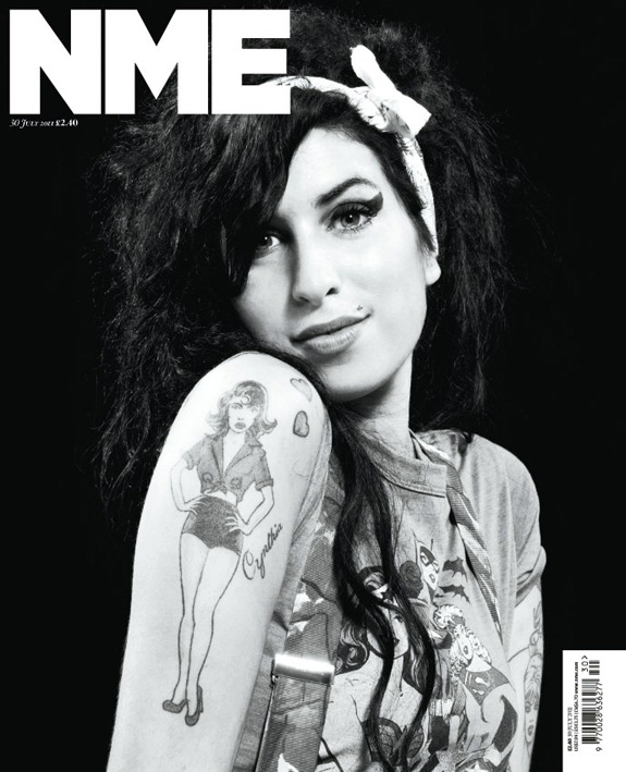 Amy Winehouse - NME Magazine