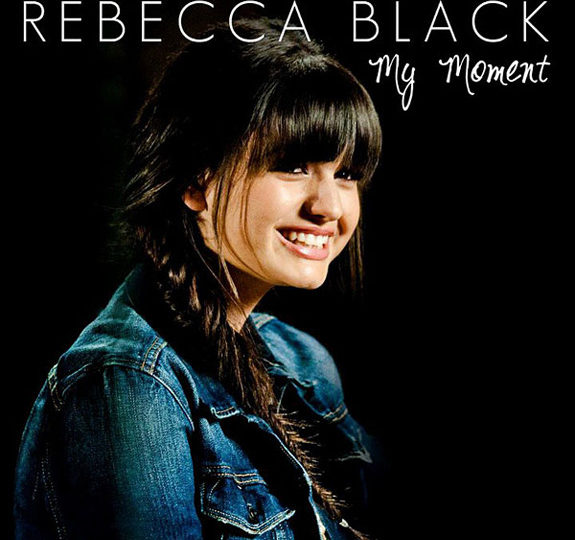 Rebecca Black is back with 'My Moment'