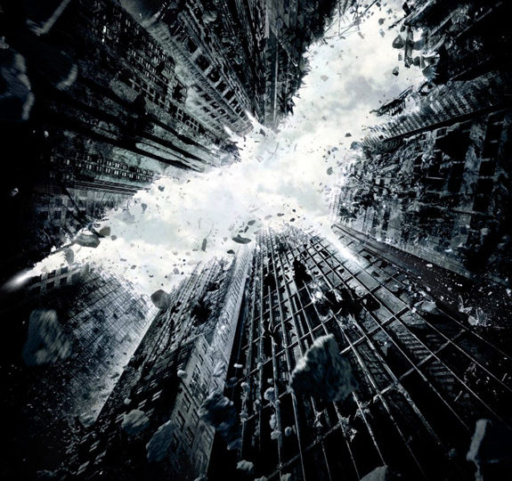 Teaser Trailer: The Dark Knight Rises