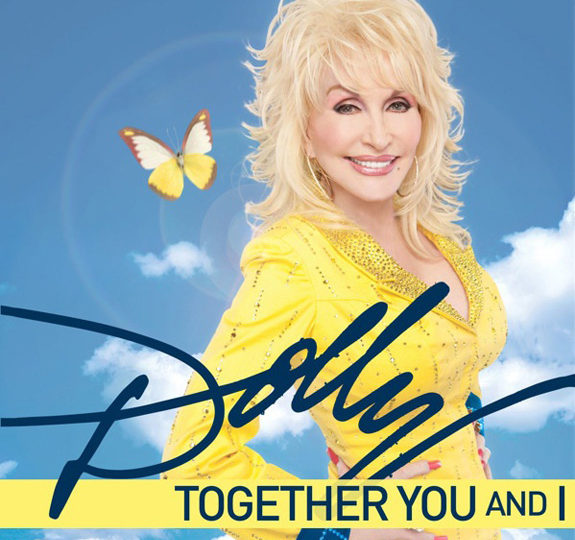 Dolly Parton's 'Together You and I' music video!