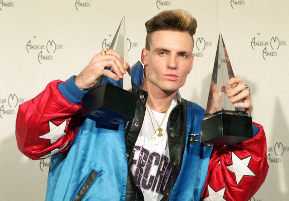 Vanilla Ice is not long for this world …