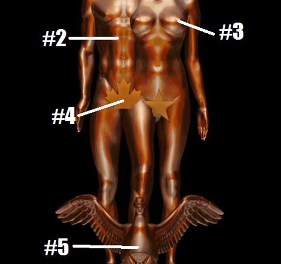 5 Things Wrong: The Jelena statue of horror!