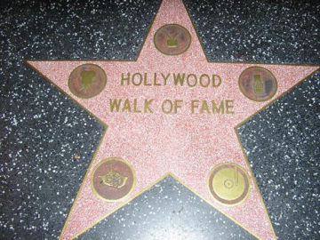 Reality famewhores are banned from the Walk of Fame!