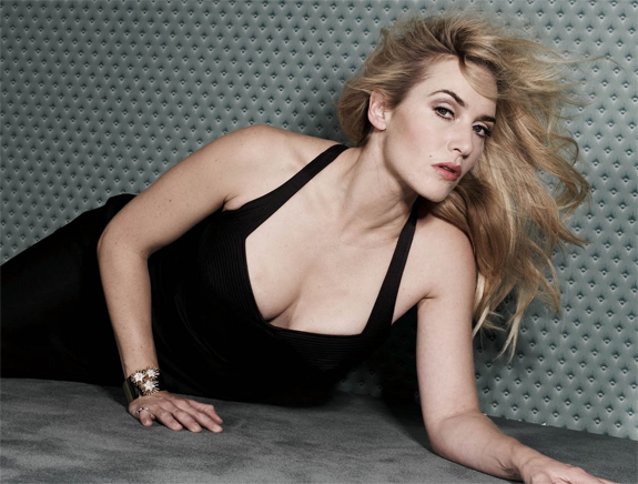 """Kate Winslet started an """"Anti-Cosmetic Surgery League"""""""