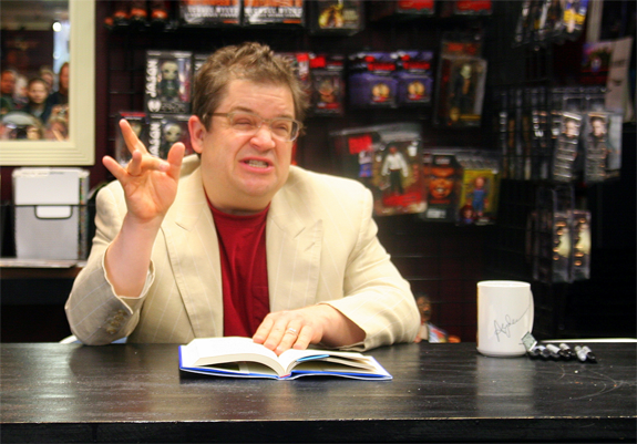 Patton Oswalt in a 5 second film!